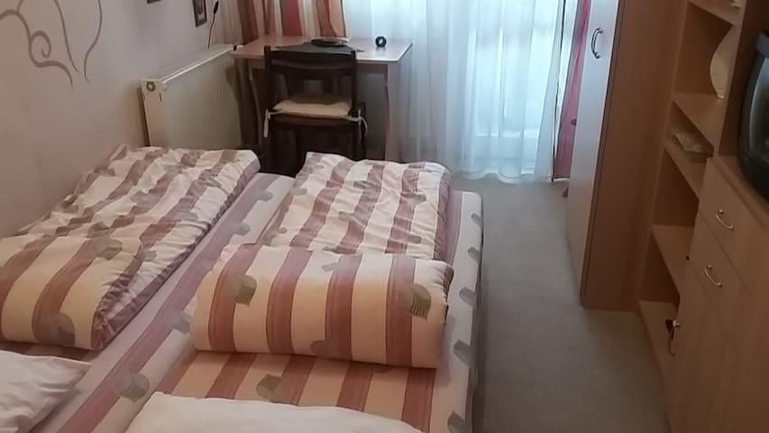 Vidám , barátságos házigazda ,kellemes szoba,WIFI. - Budapeste - Apartamento