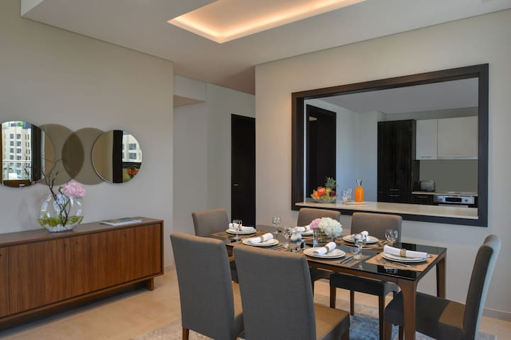 Le Mirage City Walk-One Bedroom Apartment