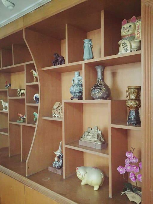 古董DIY区域