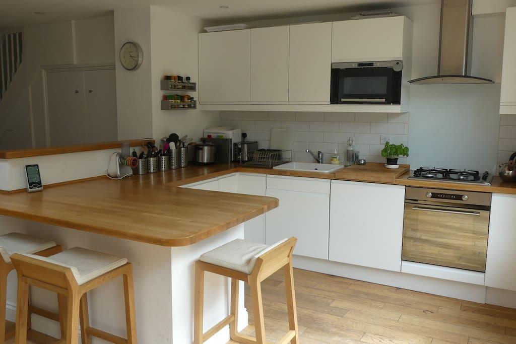 Ground floor, kitchen