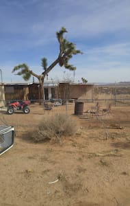1957 Homestead cabin - Yucca Valley