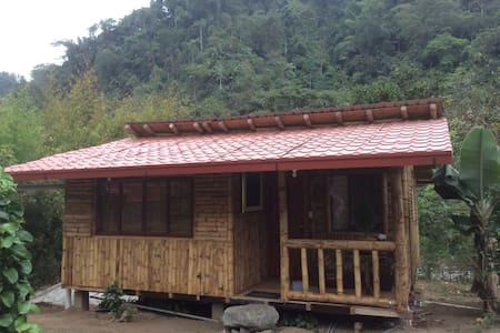 Cabaña Ecológica en Alluriquin / Wooden Cottage,