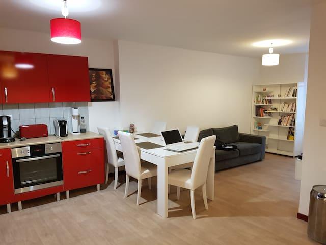 Appartement familial au cœur de l'Ardèche