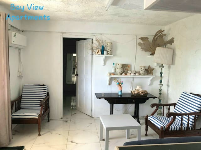 Bay View Apartment 1 - Canouan Island