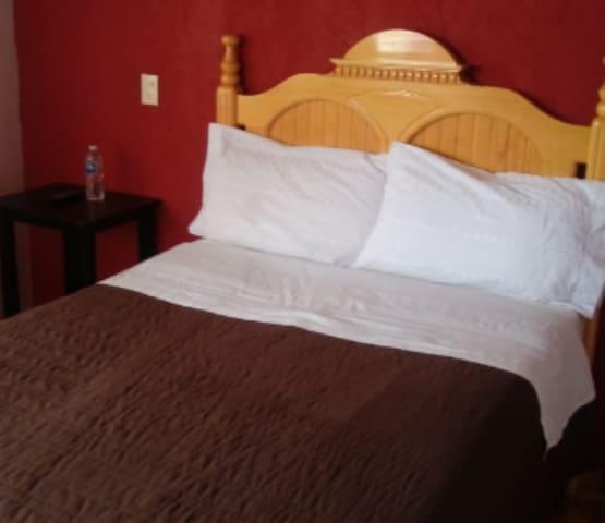 Hotel El Encanto Rotamundos Habitación Sencilla