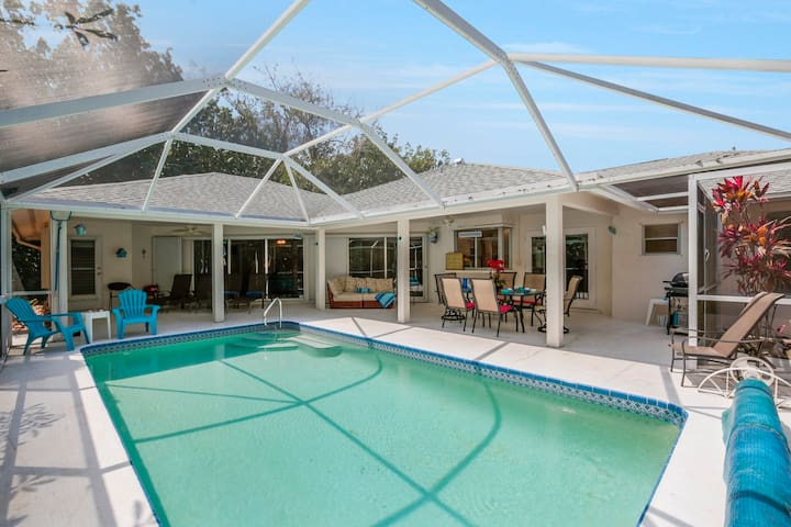 Villa Island Pearl ~ Sanibel ~ 2 Master Suites - Sanibel - House