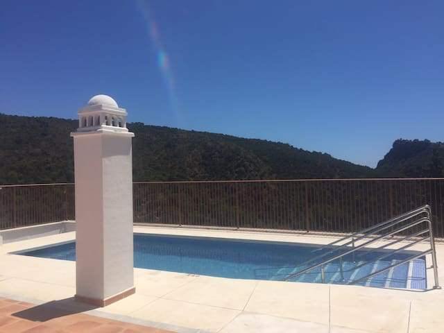 Bright, beautiful home in the heart of Benahavís