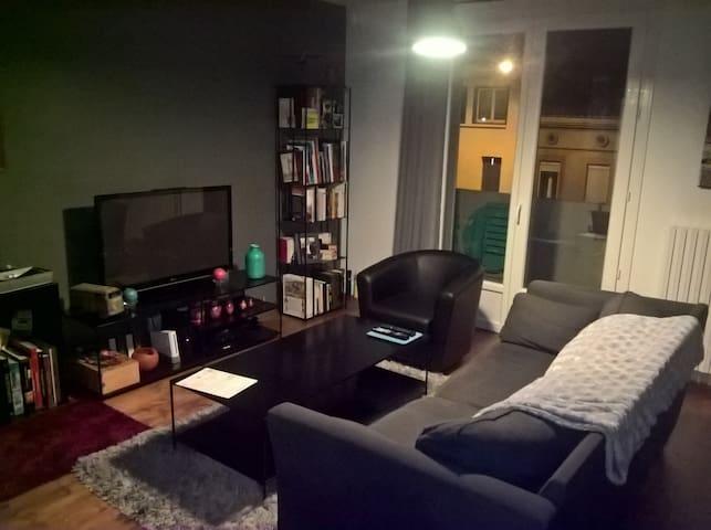 Joli appartement Centre-Ville Toulouse (St-Cypien)