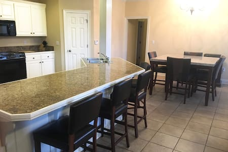 Perfectly Located 3BR Home: 5 minutes from LSU! - Baton Rouge - Talo