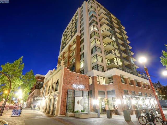 Relaxing downtown location- a great place to stay