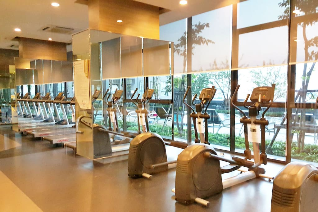 Gym for your relax time