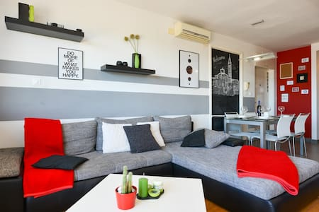 Apartman AS, close to old town and beach