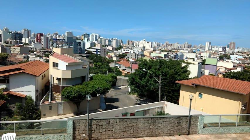 Quarto - Apartamento centro - Vila Velha - Apartamento