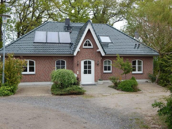 Villa Fleesensee - Ferien direkt am See