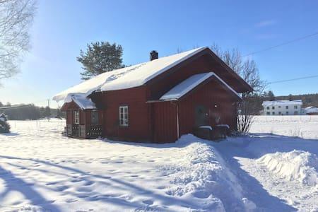 Trysil (Lutnes) - hus (85m2) til leie på gård.