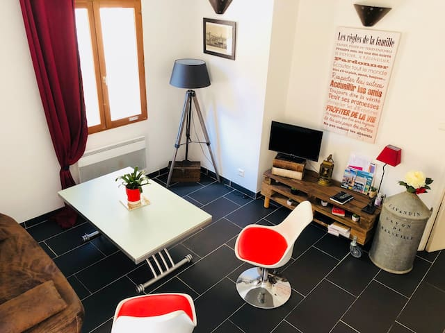 ★FREE PARKING (GARAGE)❤️LE PANIER ❤️1 bedroom★35m2
