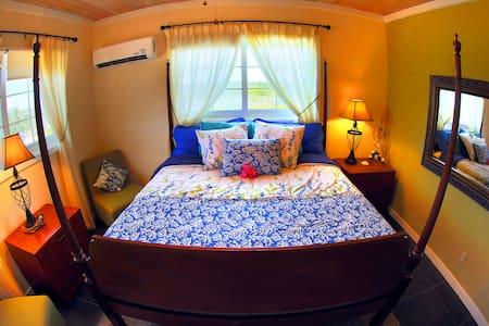 Rollezz Villas Beach: King Villa 3 - Old Bight Settlement - Villa