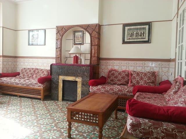 Appartement au centre ville d'Oran
