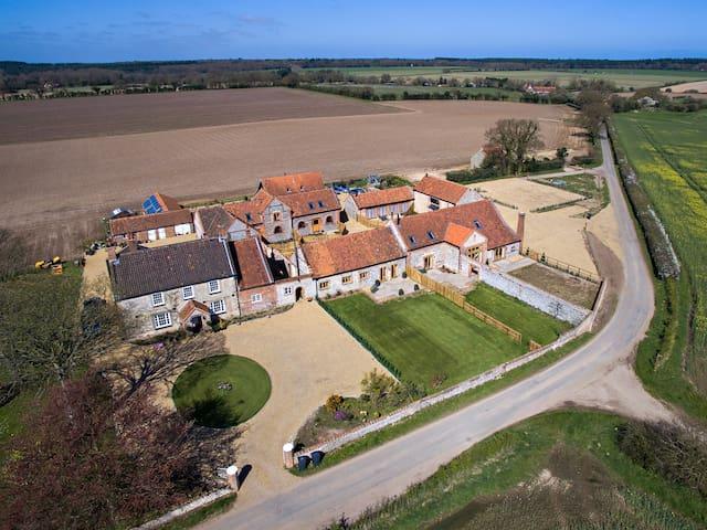 Pentney Barn - Norfolk - Dům