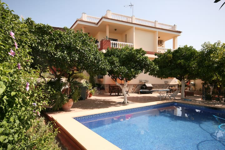 """""""Infante"""", a B&B with a french touch in Andalousia"""
