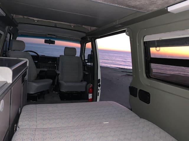 VW EuroVan Camper