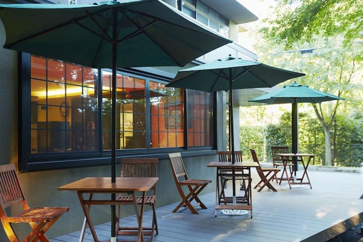 HAKONE GOURA★New open! Room with terrace and Free Wi-Fi(素泊まり)