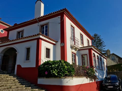 Charming rooms in beautifull SINTRA