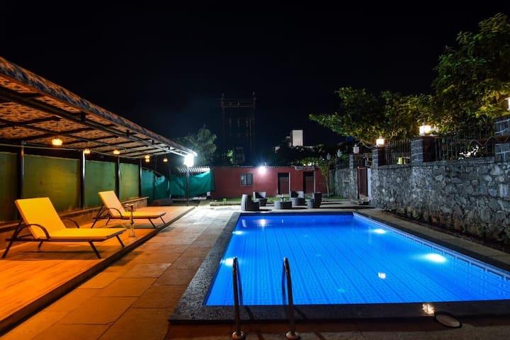 Tarangan Farm - 2bhk With Private Pool