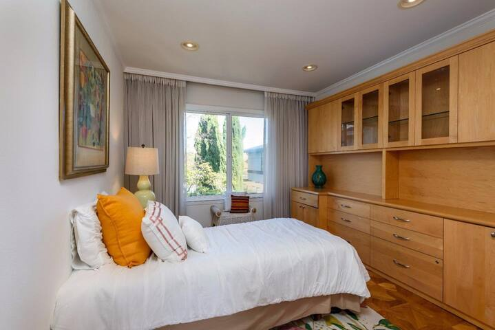 Lovely 1bd/1ba room with sauna & hot tub! - Foster City - Talo