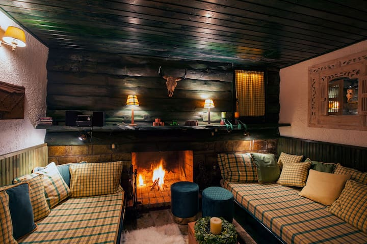 Dandy on the Hill Agoriani |Chalet Ivoni| 45sq.m