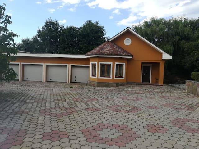 Прекрасный Дом в Горном Гиганте