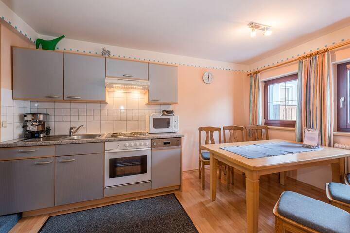 Biohotel Tiefenbach - Appartement Gottlieb