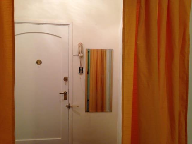 Buenos Aires, 2 bathroom apartment