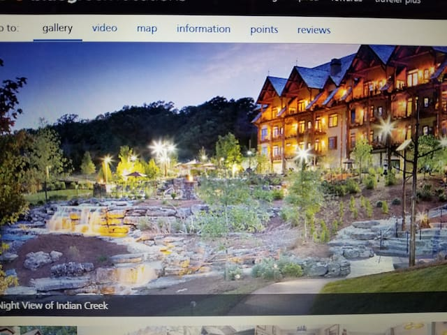 Wilderness Club at Big Cedar Lodge