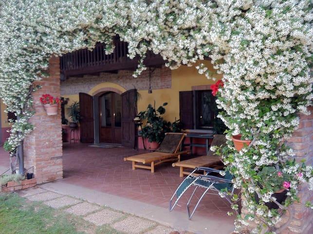 Accogliente cascina ristrutturata - Cazzago San Martino - House