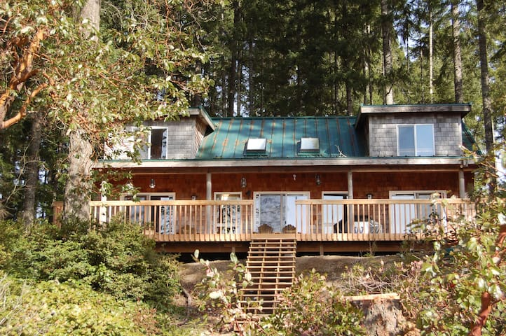 Cozy cabin on Carney Lake, Port Orchard - Port Orchard - กระท่อม