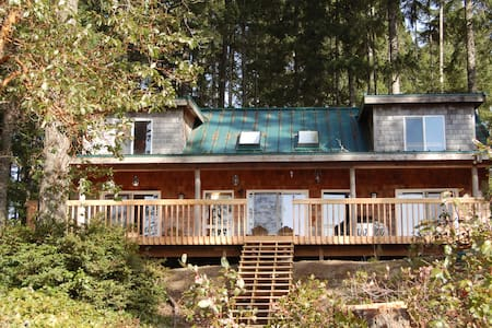 Cozy cabin on Carney Lake, Port Orchard - Port Orchard
