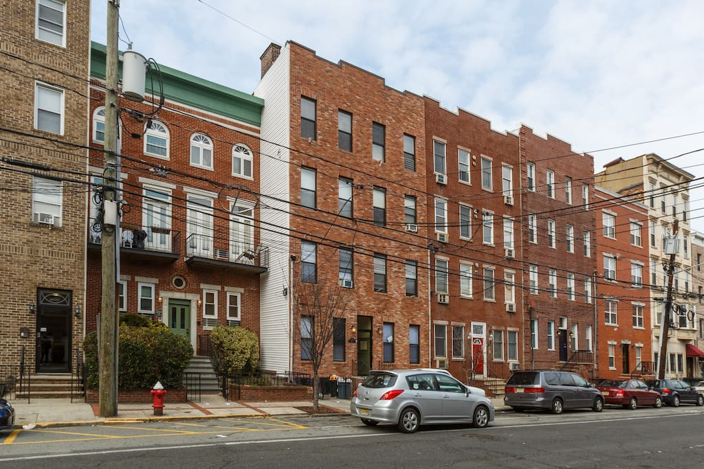 2 bedroom sunny apt 15min tonyc apartments for rent - 2 bedroom apartments in hoboken nj ...
