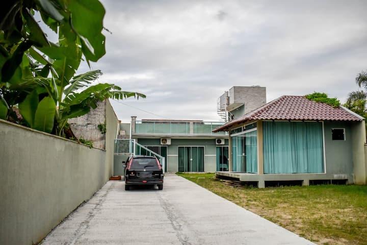 Casa para locação diaria em Itapoá-SC