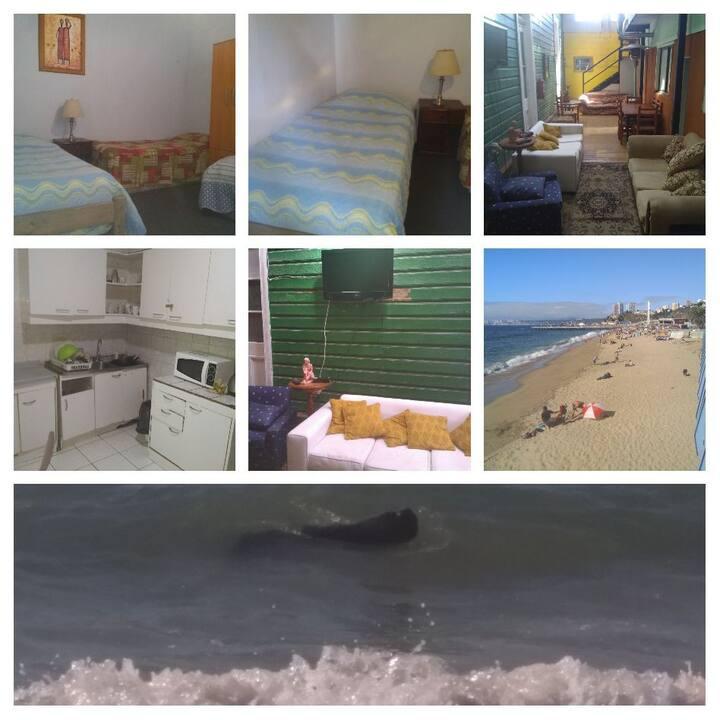 Hostal Caleta & Playa