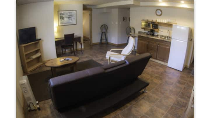 Miette guest suite