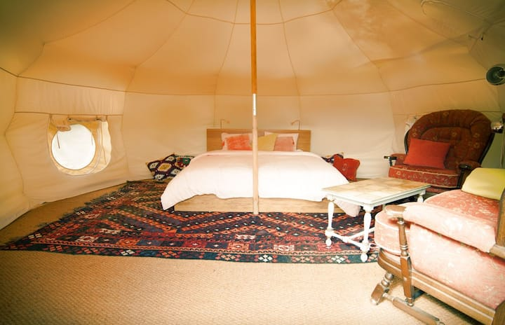 Lotus Belle glamping Portugal