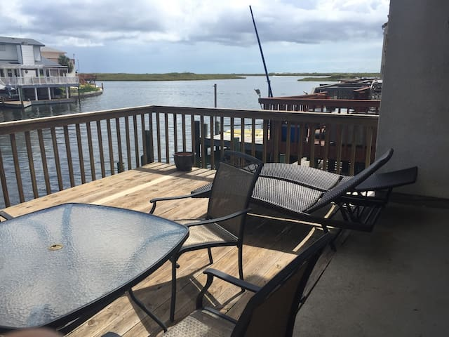 Waterfront Sun-filled Condo Getaway - Corpus Christi - Apartament