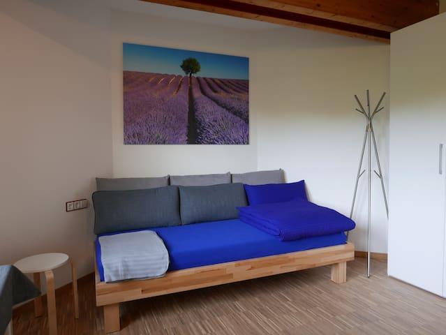 Luxuriöses 1 Zimmer Apartment