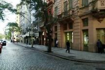 Rua da Praia / Rua dos Andradas