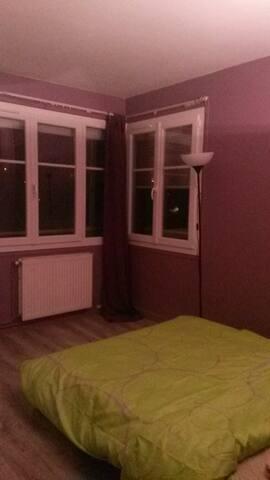Chambre cosy près de la Villette