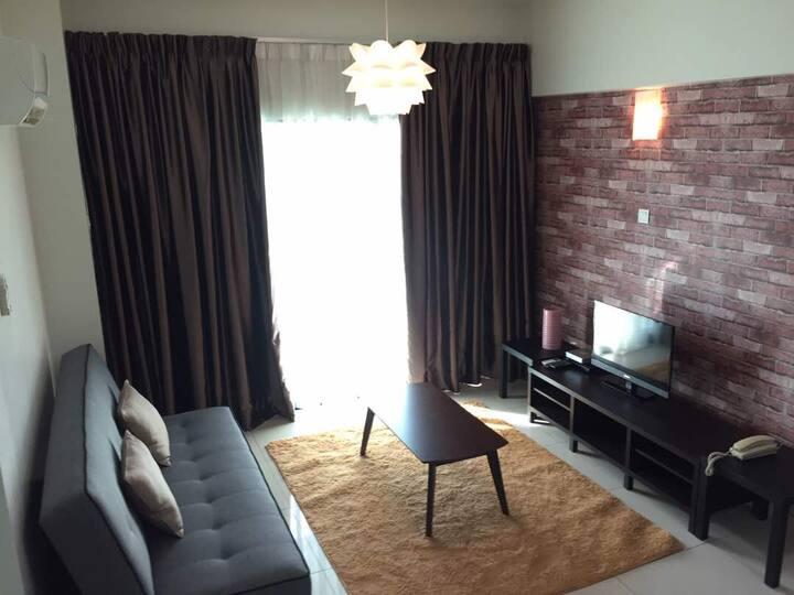 Kinta riverfront apartment suites (BM1)