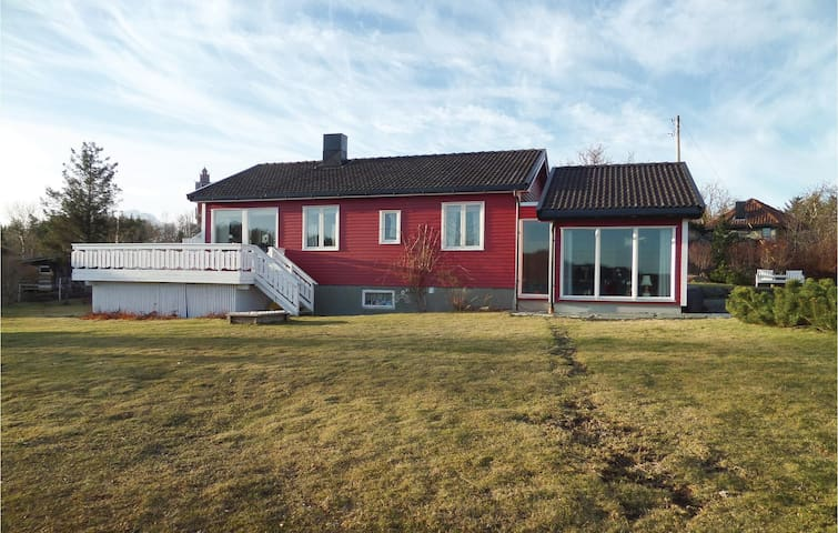 Holiday apartment with 1 room on 35m² in Gravdal
