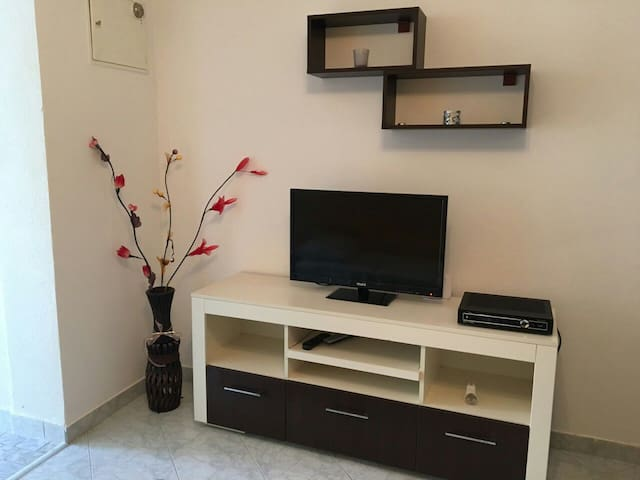 Budva lux center apartment