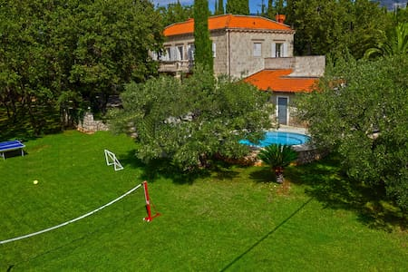 Villa Tereza, luxury house with private pool - Čilipi - Rumah